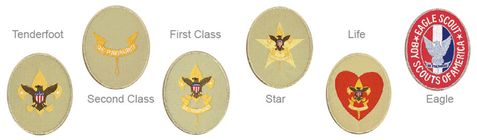 badges of rank