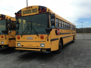 Troop 39's new bus