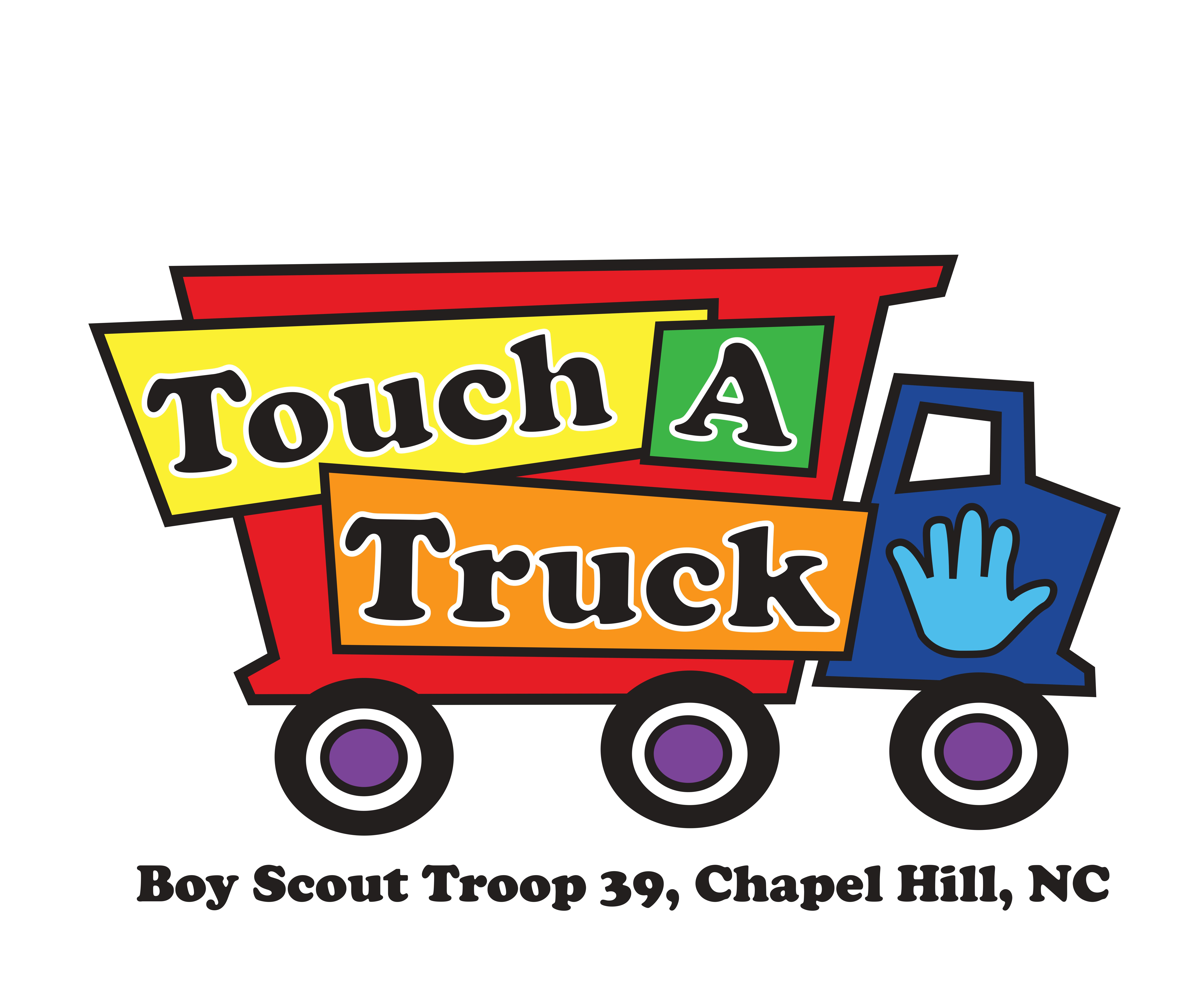 Touch a Truck - High Res Logo