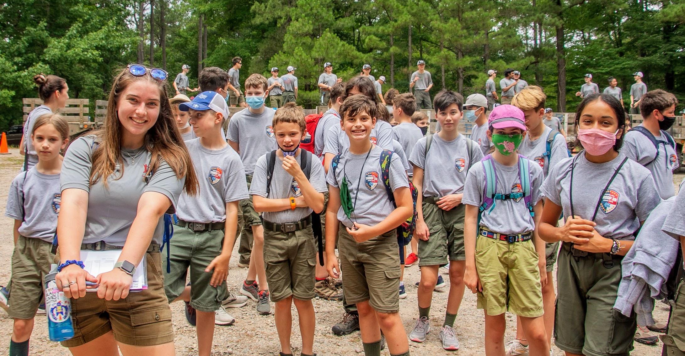 Camp Durant 2021
